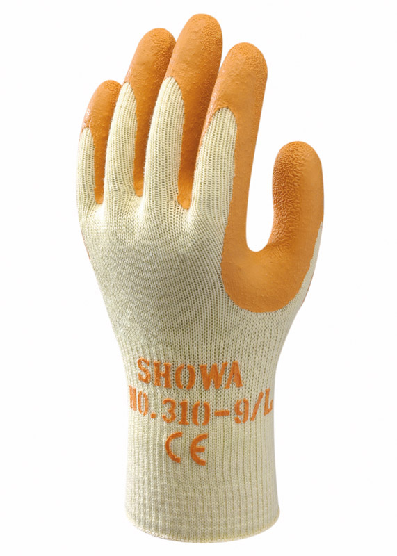 SHOWA 310 GRIP ORANJE / ORANGE