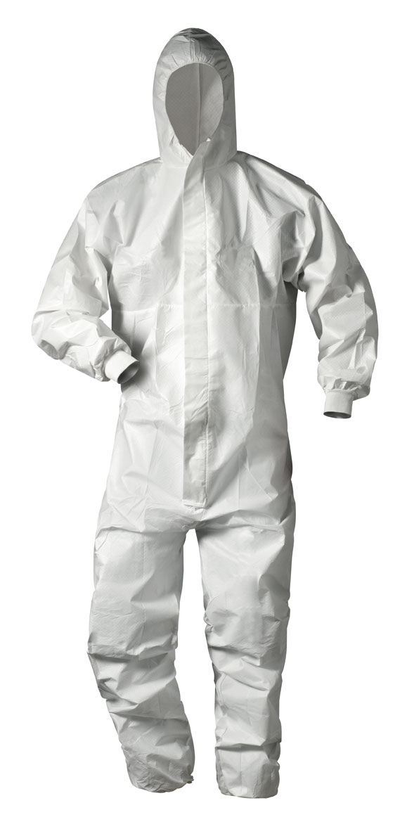 CHEMSPLASH EXTREME FR COVERALL Cat 3 - Type 5/6