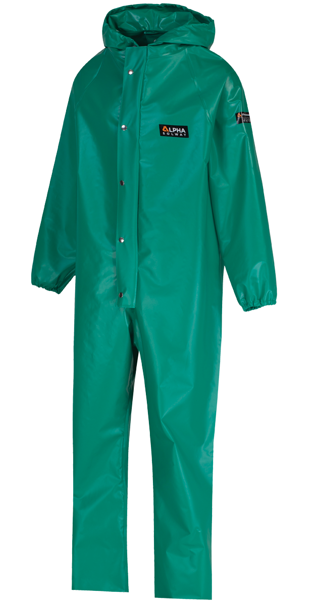 Alpha Solway - Chemmaster boilersuit