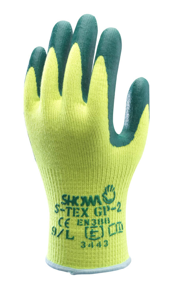 SHOWA S-TEX 350 NITRILE GRIP