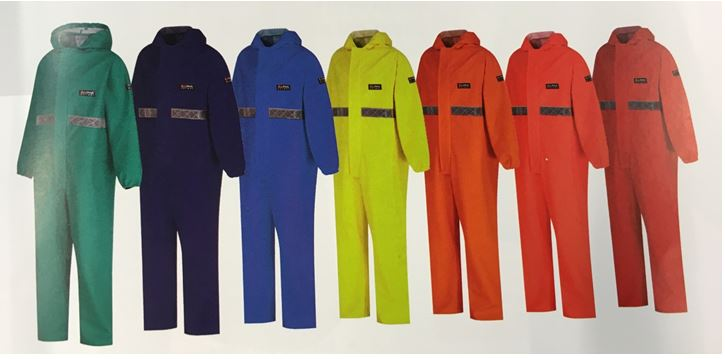 Alpha Solway - Chemsol Plus boilersuit